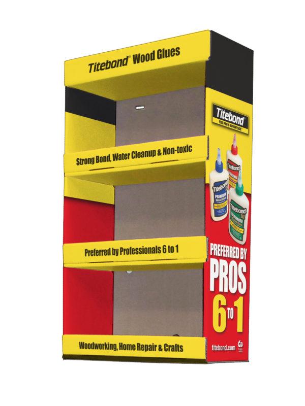 13651 Color Titebond Wood Glues