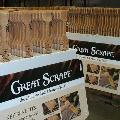 Grill Scrape Project Image
