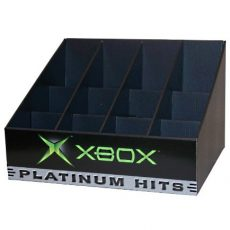 XBox platinum hits point-of-purchase display photo