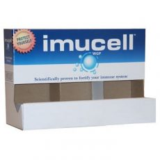 Imucell pop display photo