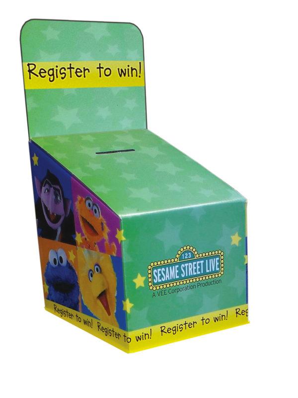 Sesame Street Display Image Example